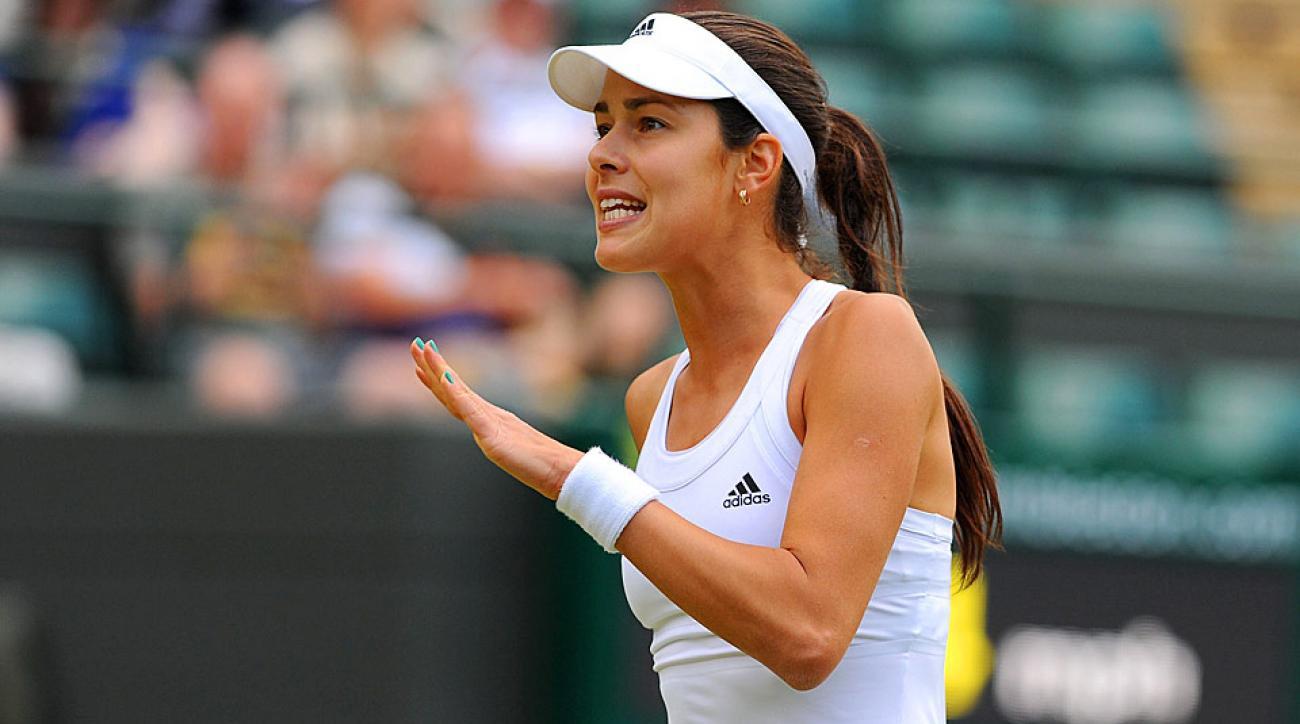 Ana Ivanovic tennis