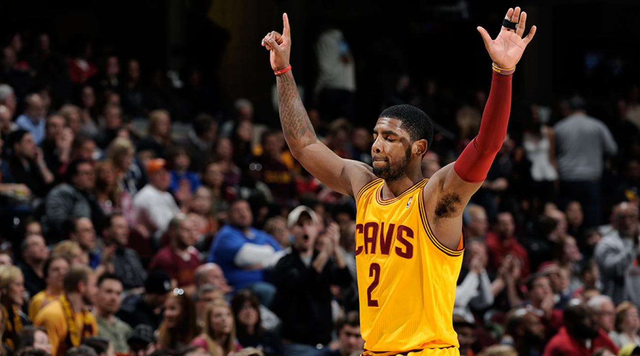 Kyrie Irving Cleveland Cavaliers extension