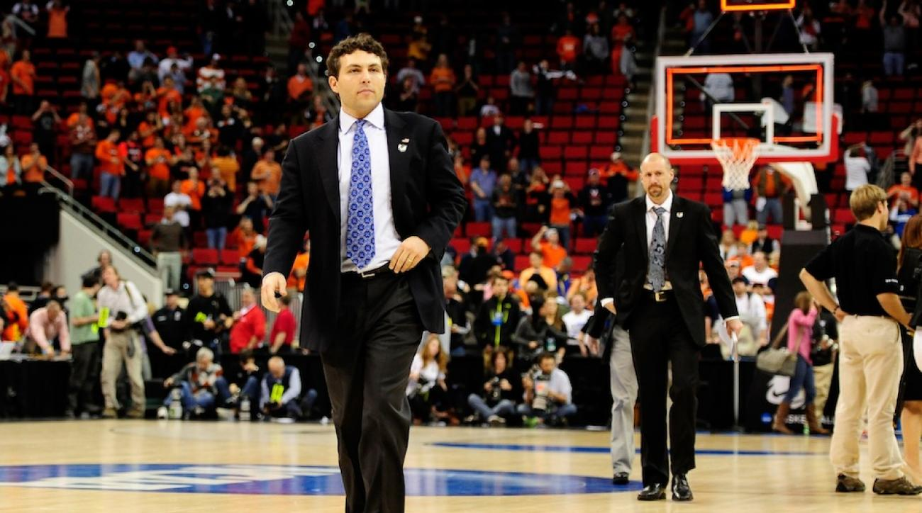 Josh Pastner has walked off with three Lawson's now
