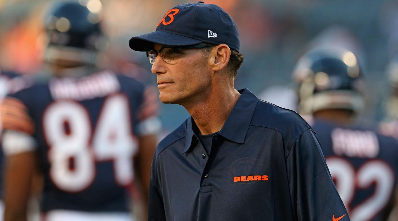 Bears coach Marc Trestman knows team faces high expectations