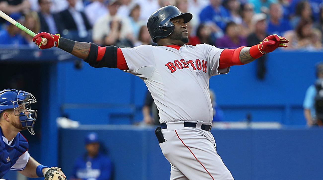 David Ortiz Boston Red Sox passes Carl Yastrzemski