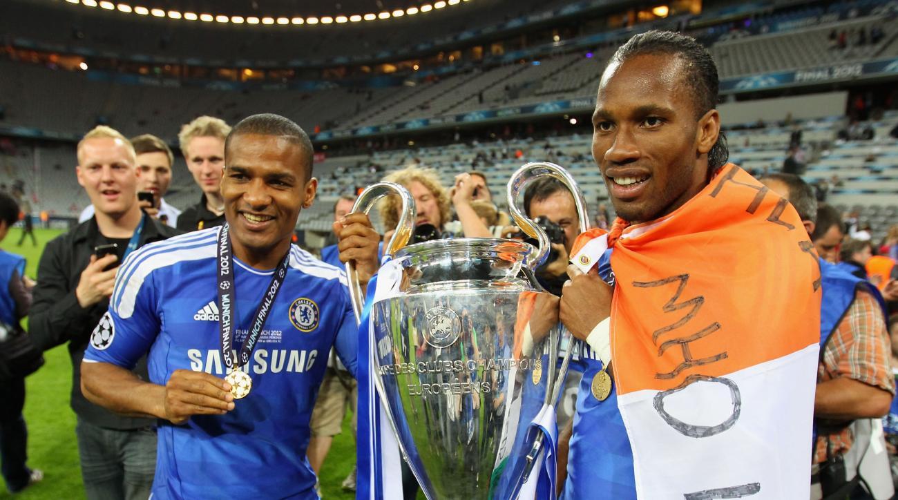 Didier Drogba Chelsea return