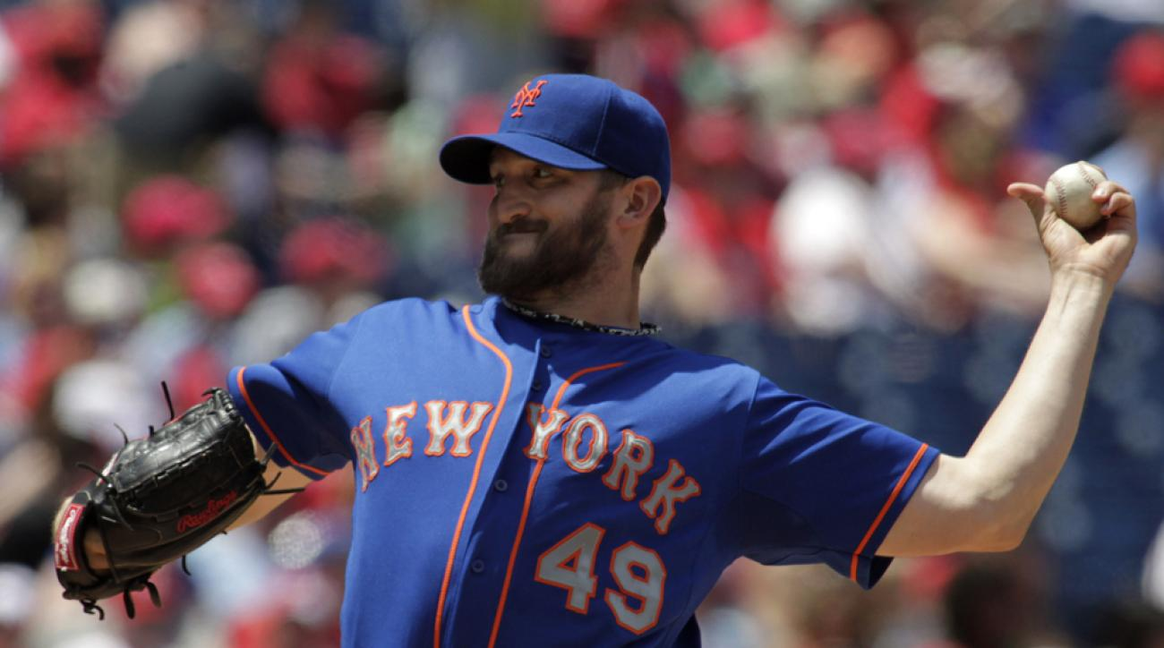 Mets activate pitcher Jonathon Niese from disabled list