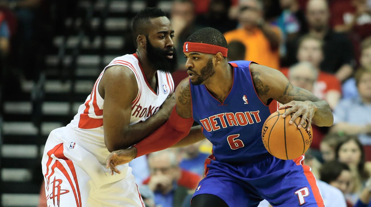 Josh Smith has reportedly been assured by the Detroit Pistons that he will not be traded