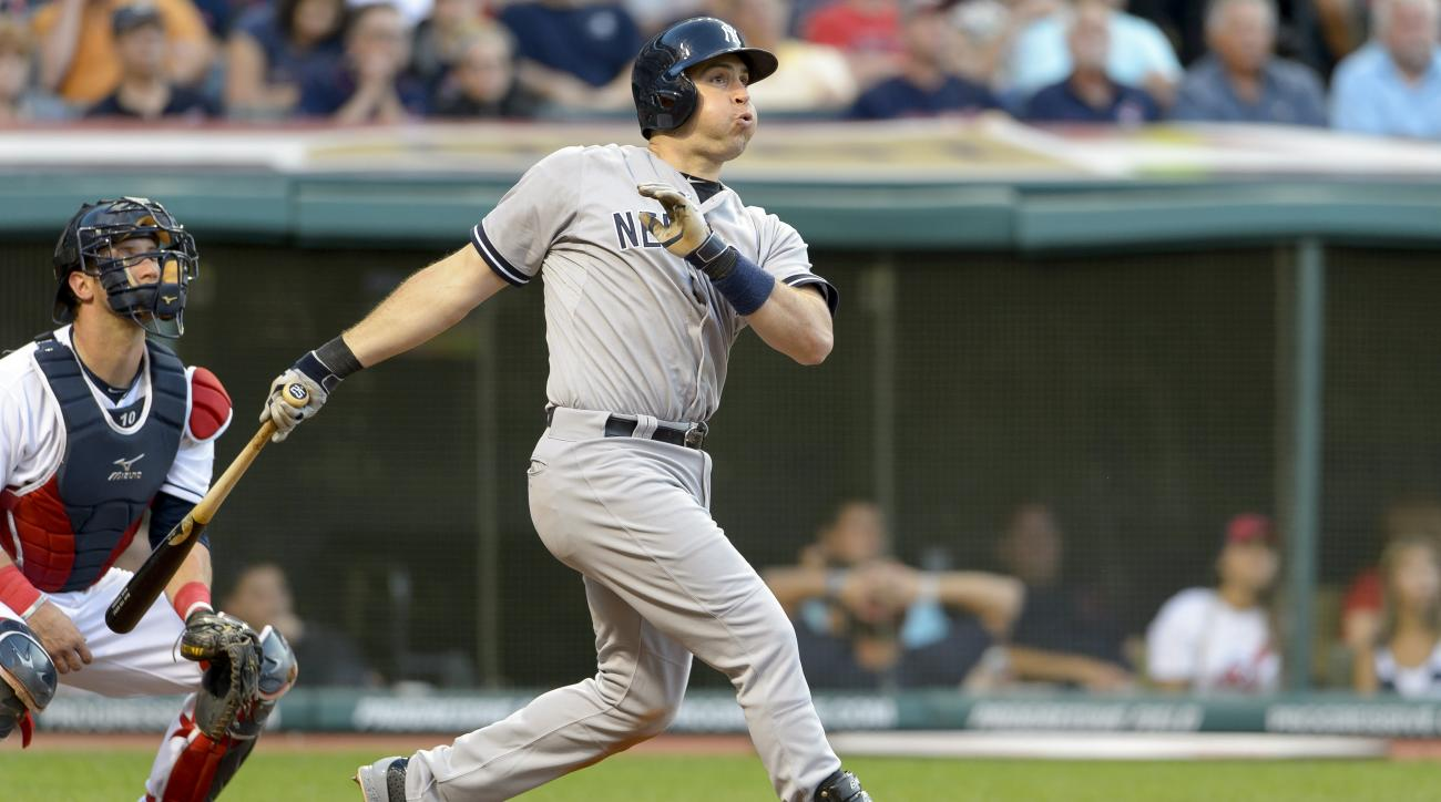 Mark Teixeira is out for three or four days with a lat injury