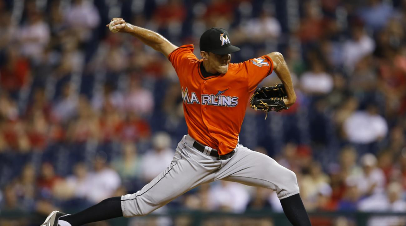 Miami Marlins closer Steve Cishek could be traded