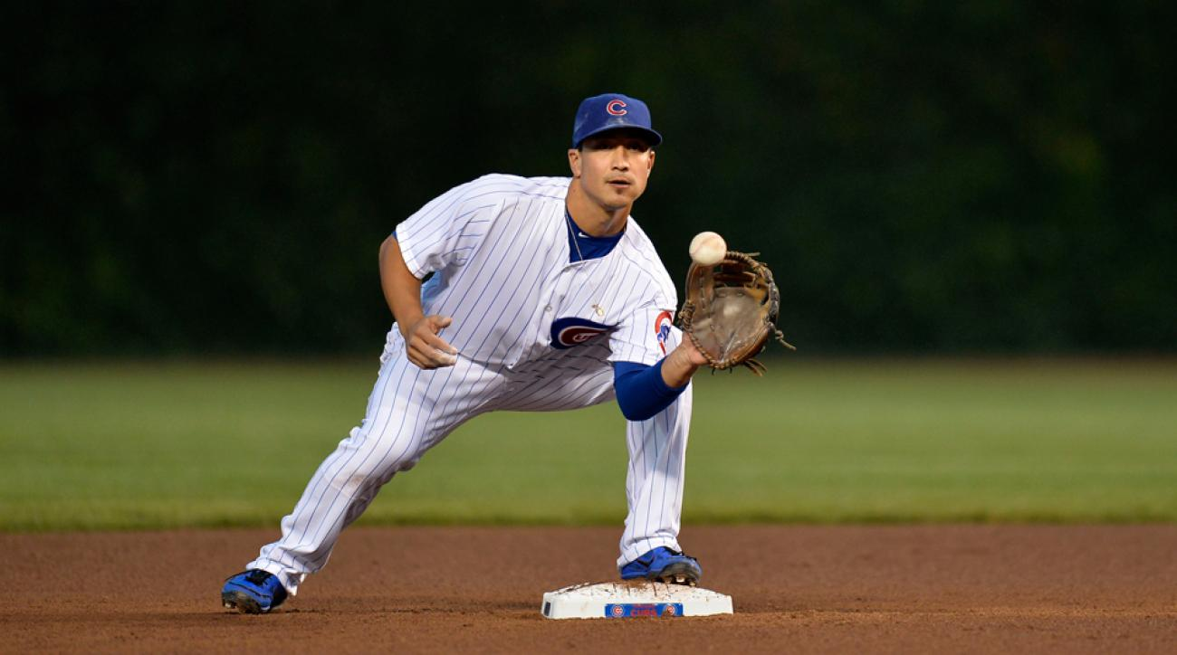 Cubs designate Darwin Barney for assignment