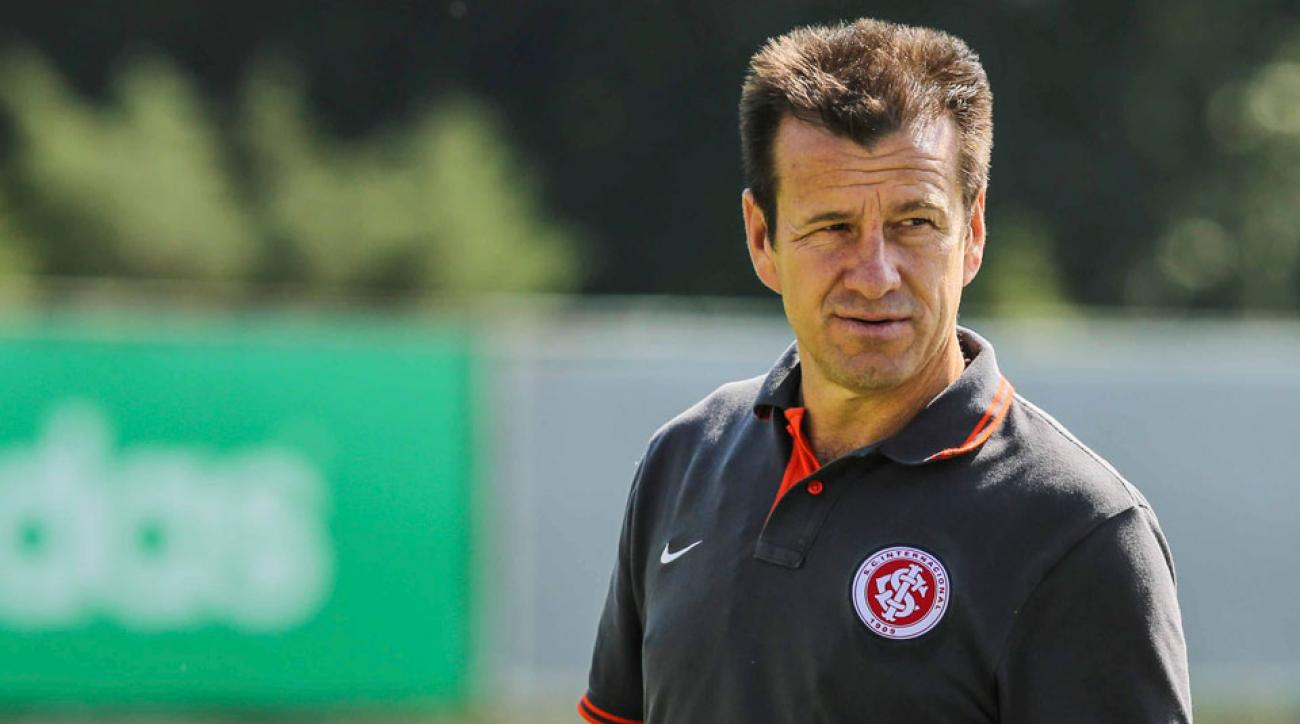 Dunga named new coach of Brazil national team