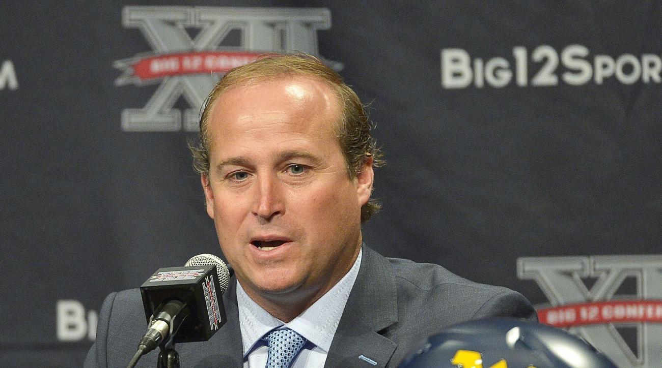 West Virginia coach Dana Holgorsen says coaches lie to recruits