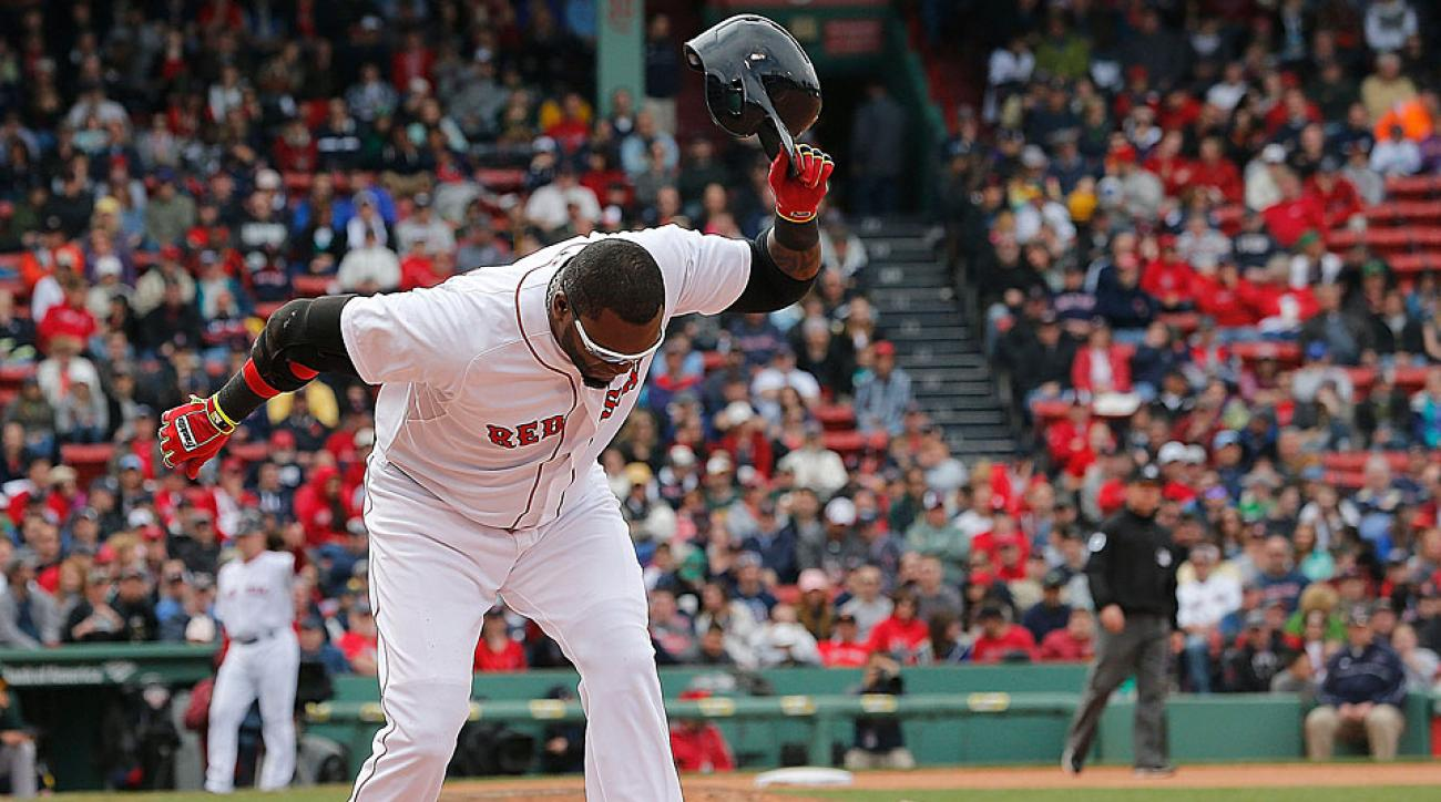 David Ortiz, Boston Red Sox