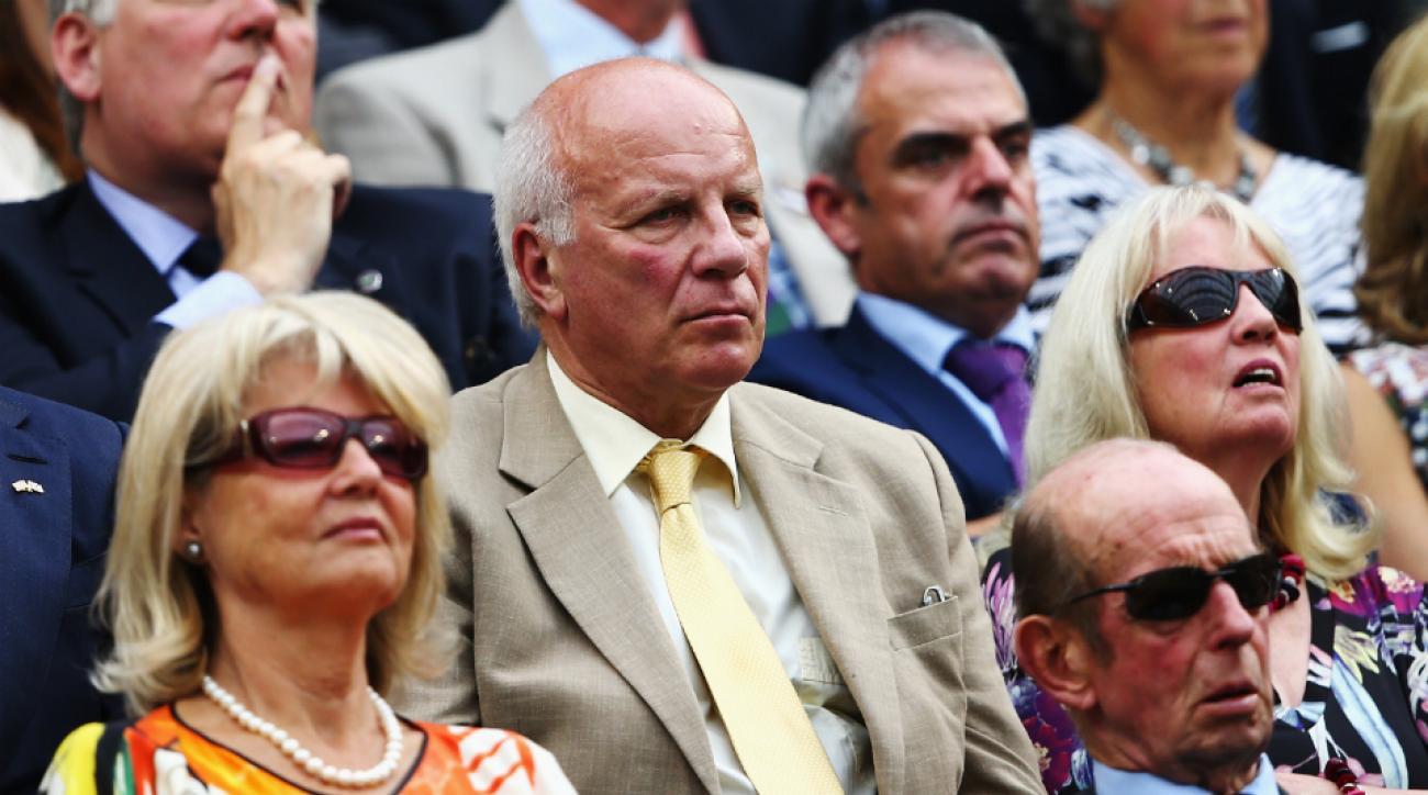 Greg Dyke says England won't bid on World Cup