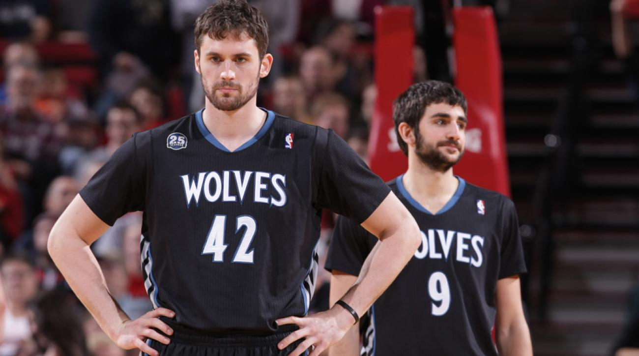 Chicago Bulls trying to trade for Kevin Love