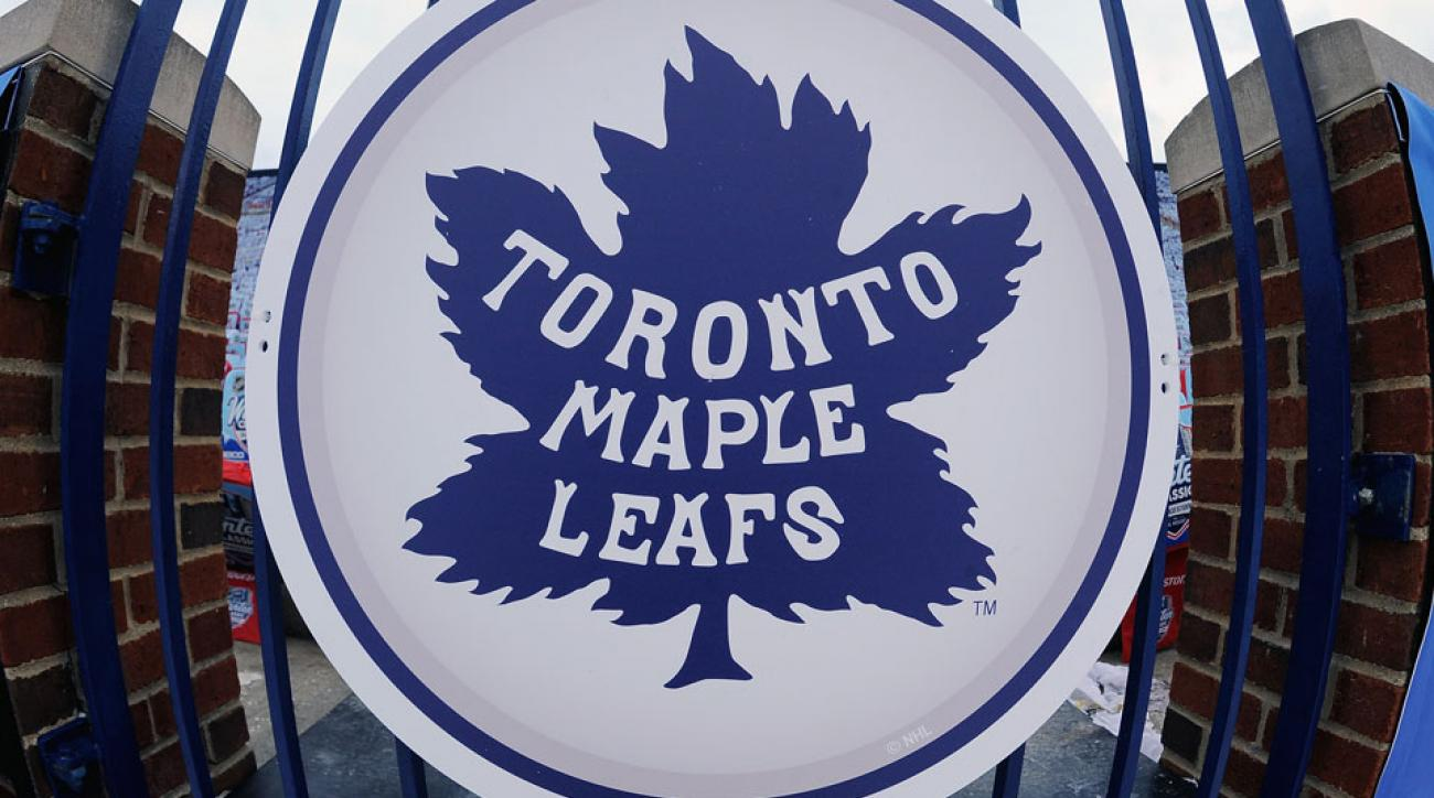 The Maple Leafs announced they fired two top executives