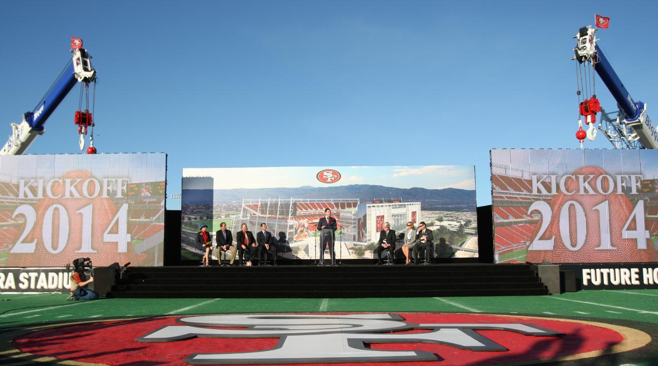 san francisco 49ers levi's stadium