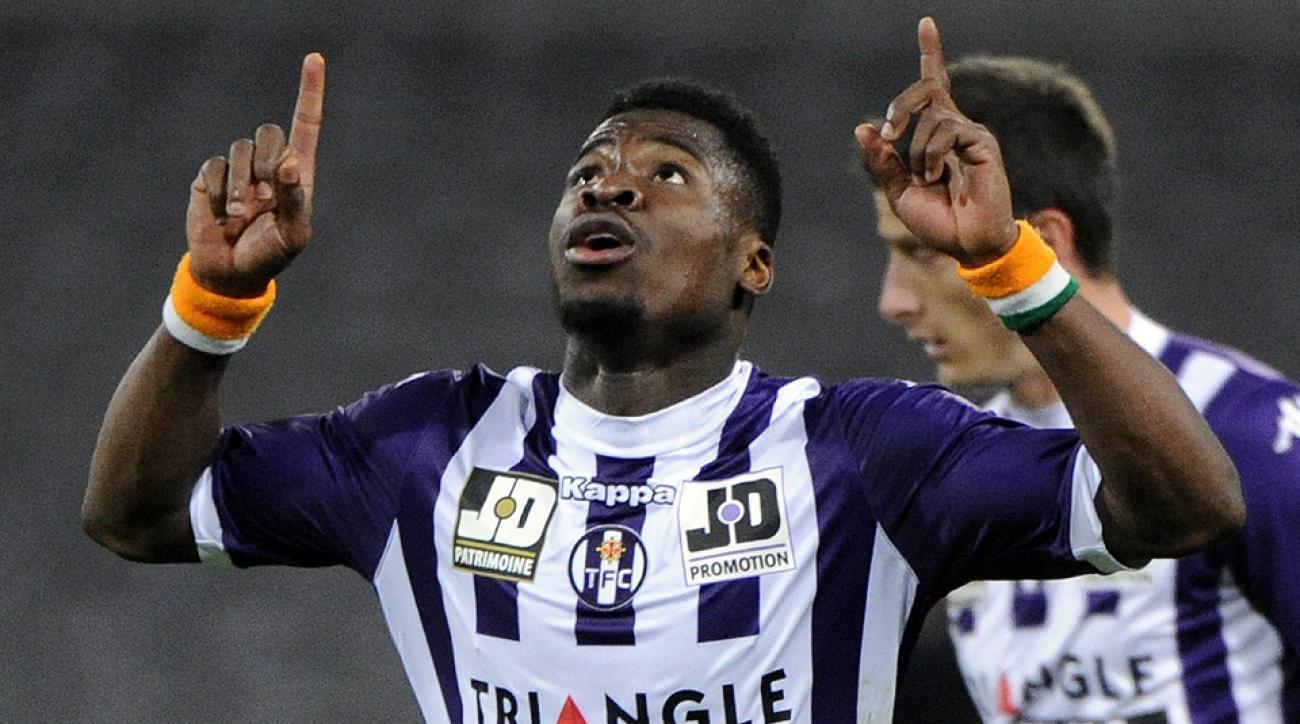 Serge Aurier PSG loan