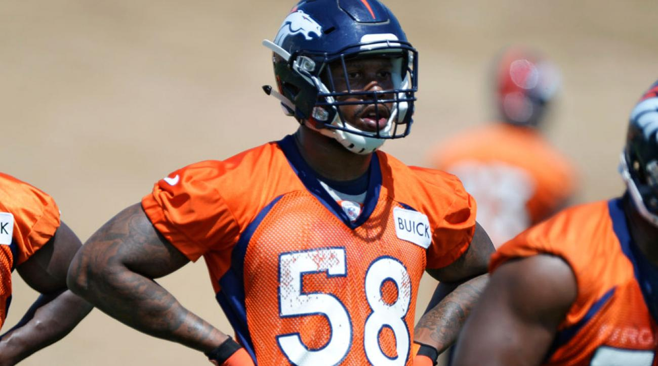 Broncos' Von Miller passes physical, will be non-contact