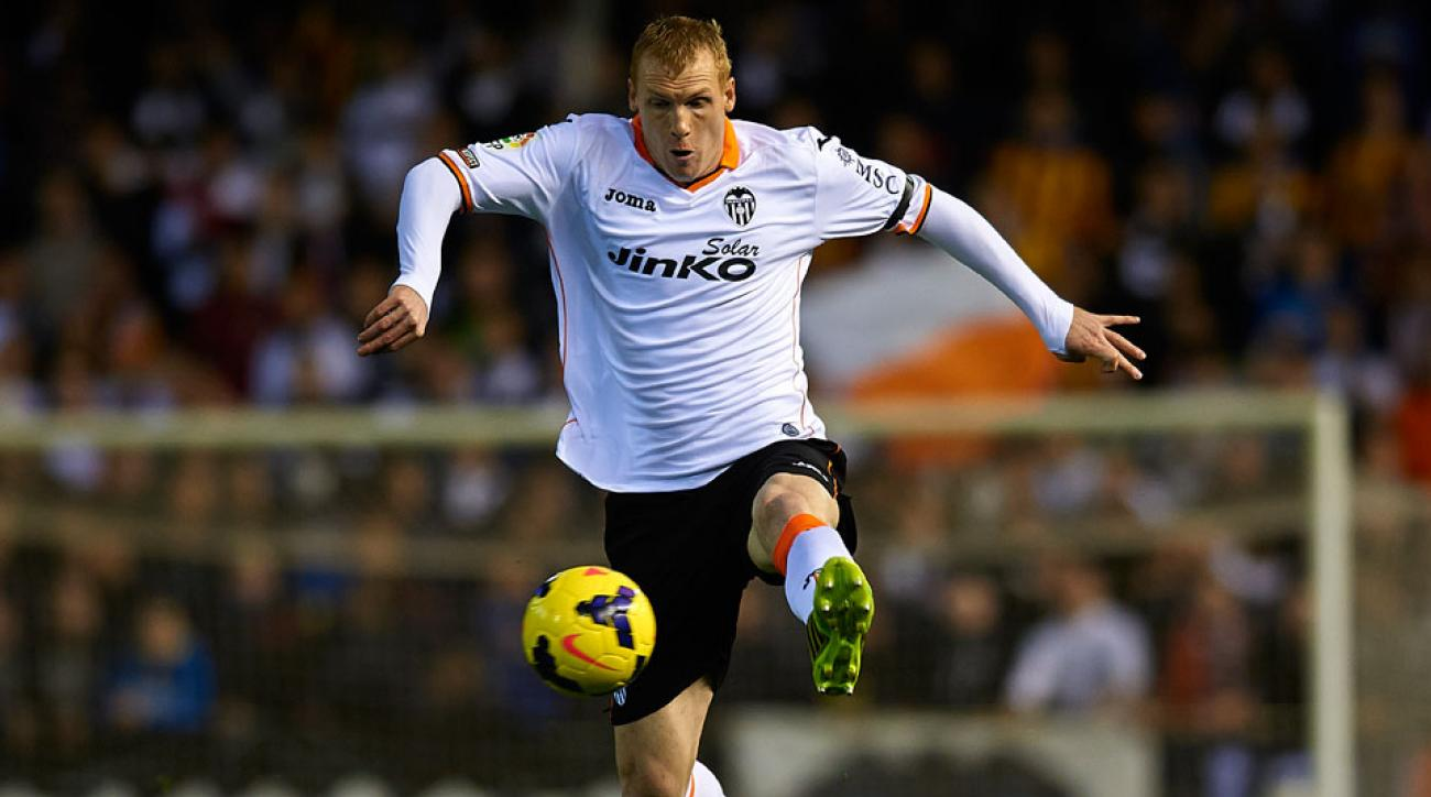 Jeremy Mathieu will sign a four-year deal with Barcelona