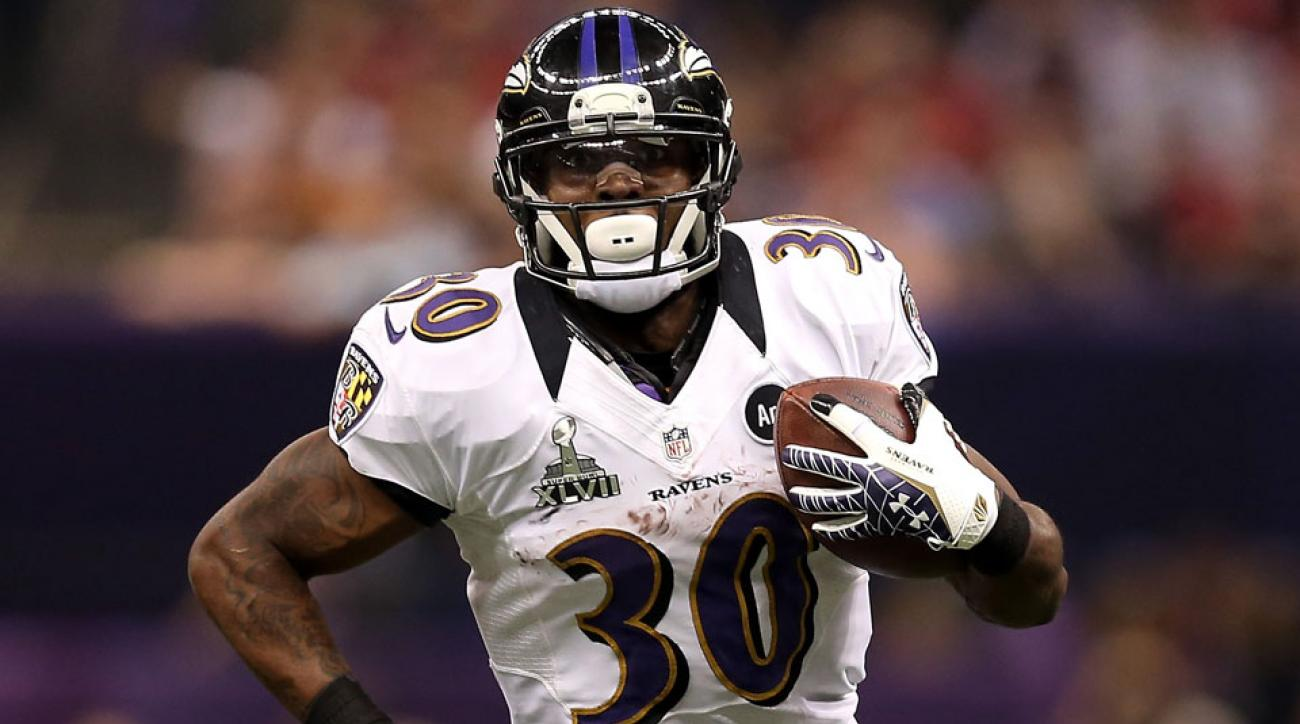Ravens Bernard Pierce cleared to practice without limitations