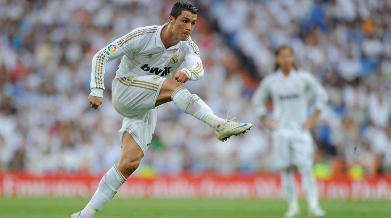 Cristiano Ronaldo International Champions Cup Real Madrid