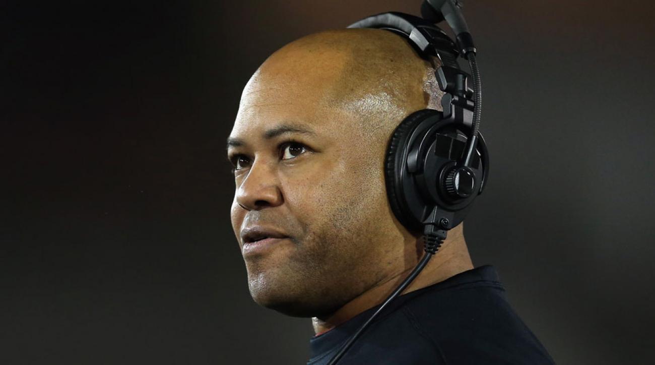 Stanford coach David Shaw has no NFL goal
