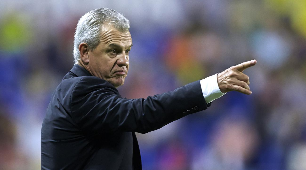 Javier Aguirre japan mexico manager