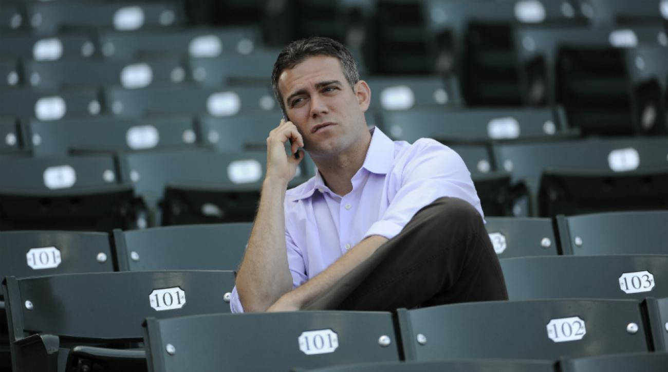 Cubs' Theo Epstein upset about Cardinals' pick