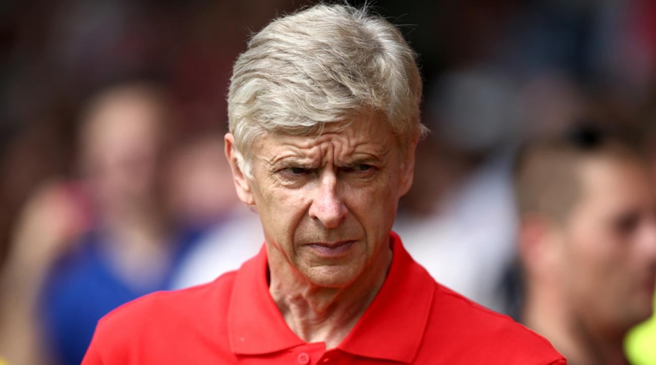 French manager Arsene Wenger returns for his 19th season on the bench at Arsenal.