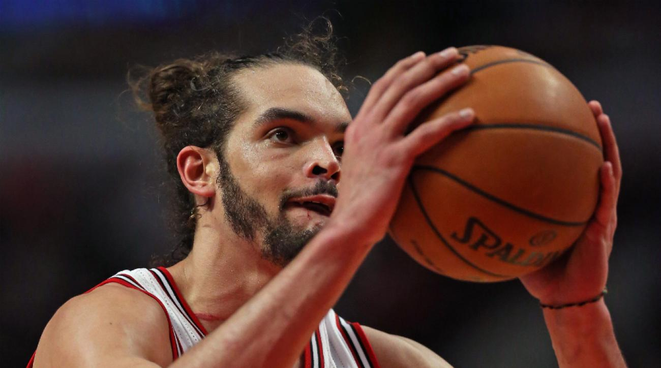 Bulls' Joakim Noah to address gun violence