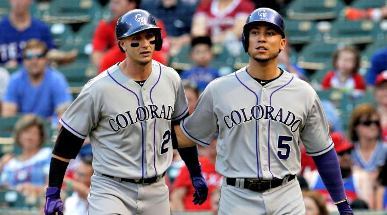 Mets ask Rockies about Tulowitzki and Gonzalez