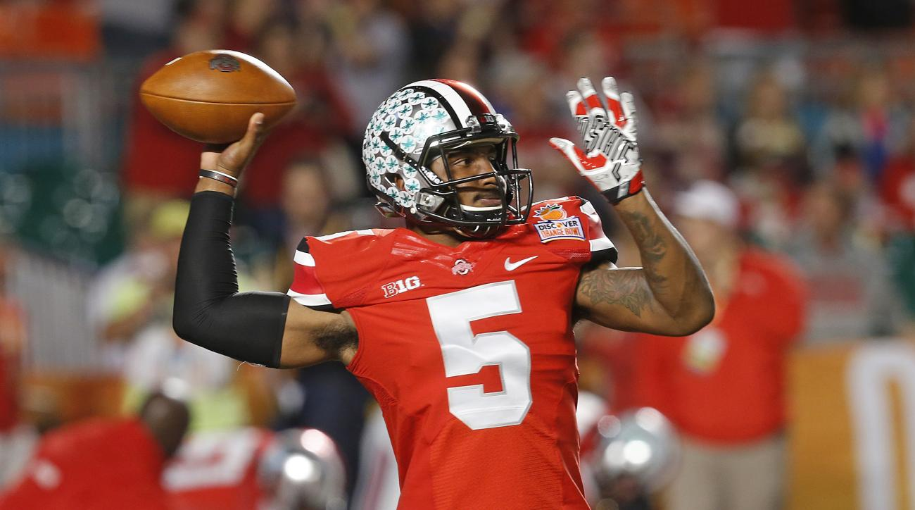 Braxton Miller expects to be ready for season opener