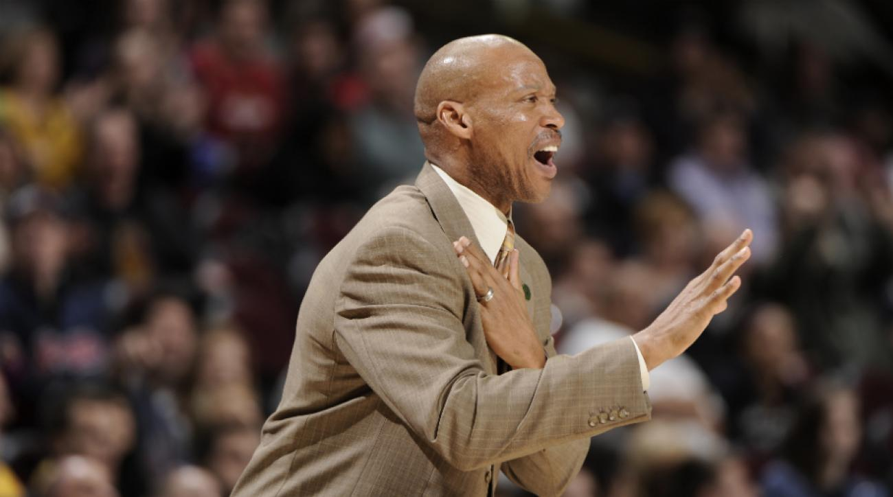 Lakers coach Byron Scott says team needs to play defense
