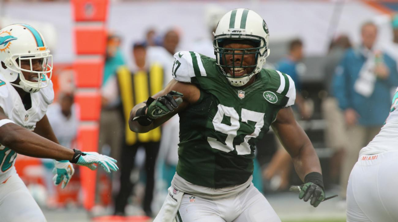 Calvin Pace says Jets have best defense in NFL