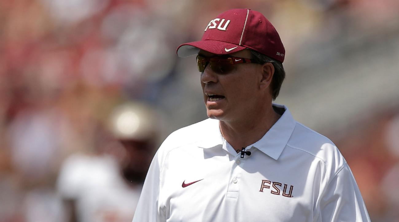 Florida State coach Jimbo Fisher wants all conferences to have title games