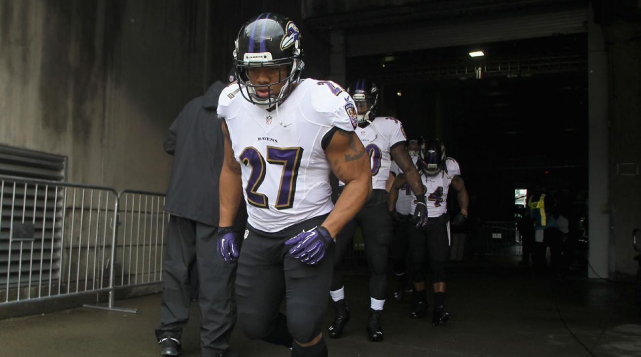 Ray Rice won't appeal two-game suspension