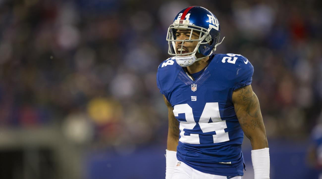 The Seattle Seahawks agreed to terms with former New York Giants cornerback Terrell Thomas