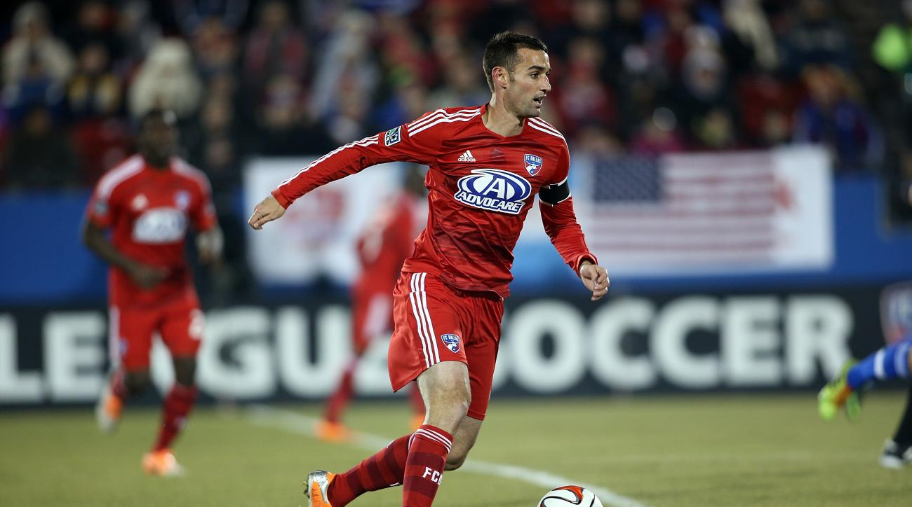 andrew jacobson nyc fc dallas fc
