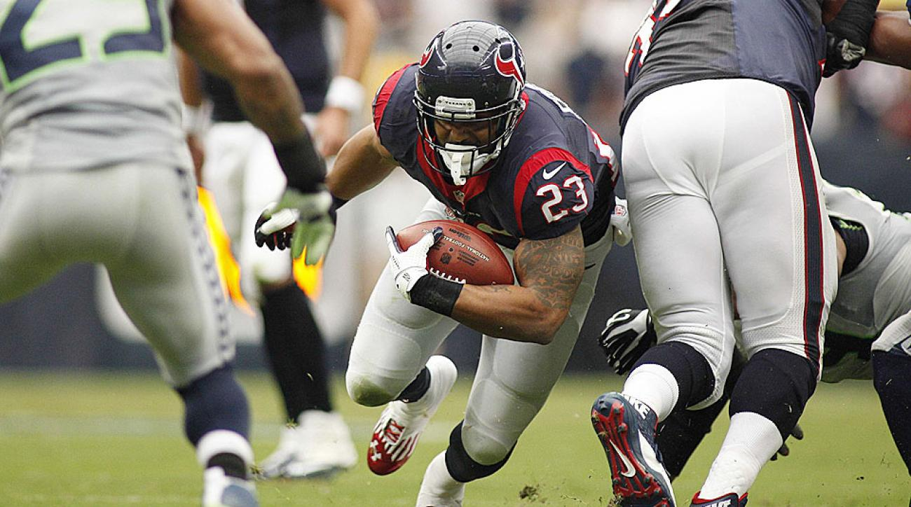 Fantasy football: Arian Foster will be the Texans' most draftable player in 2014
