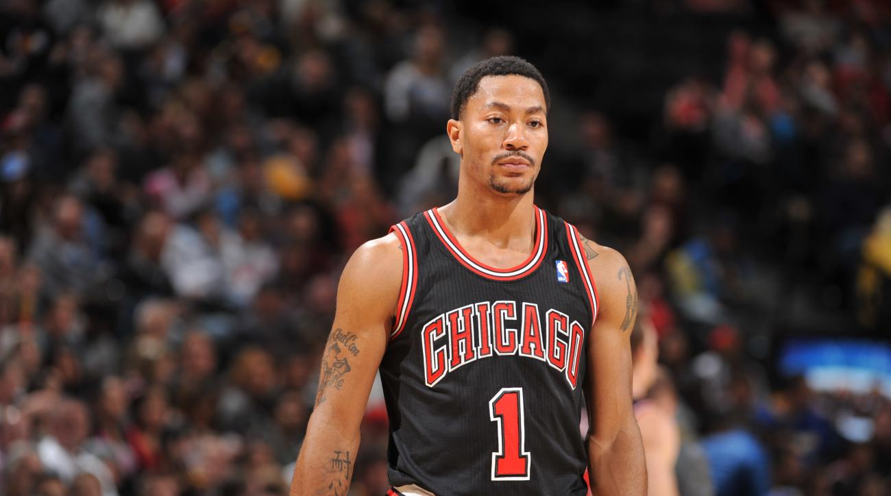 265b128065e Derrick Rose told Carmelo Anthony that if the two partnered up in Chicago