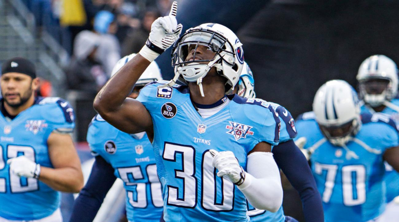 Cornerback Jason McCourty leads a Titans defense that finished 2014 ranked first in fantasy football against wide receivers.