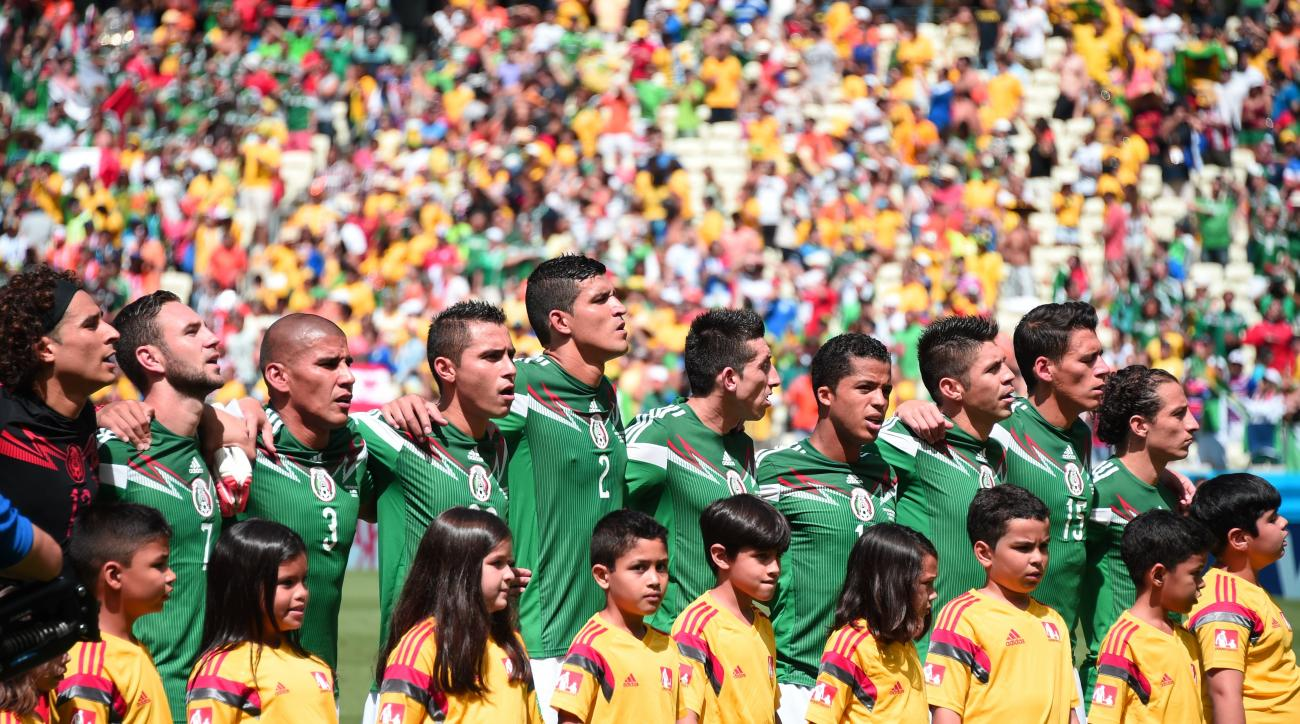 mexican national team playing in united states