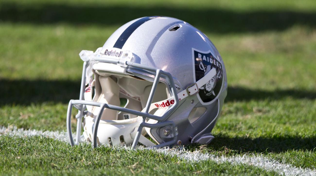 Oakland Raiders relocation talks