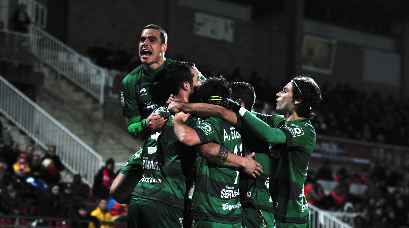SD Eibar la liga schedule fixtures