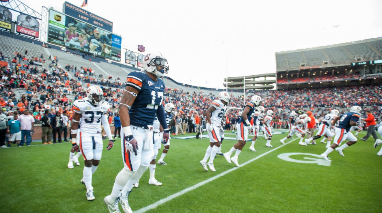 Auburn Tigers, Clemson Tigers home-and-home