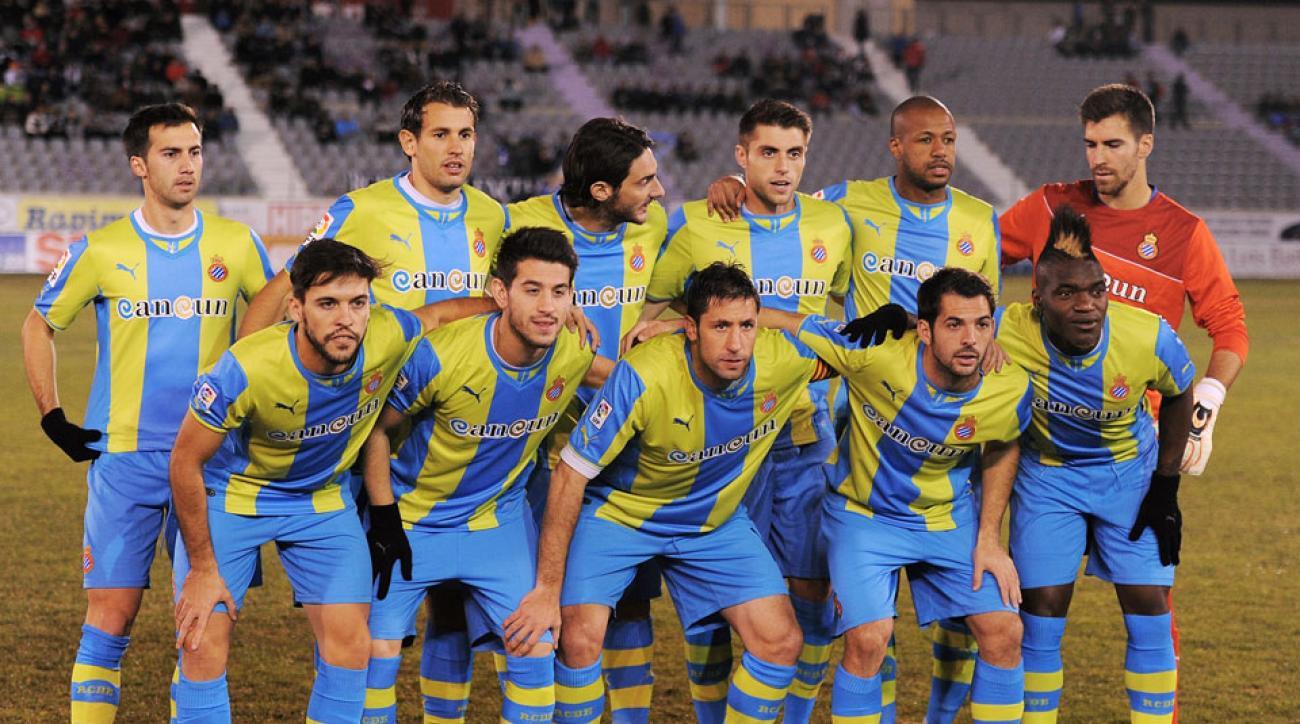 Espanyol team photo