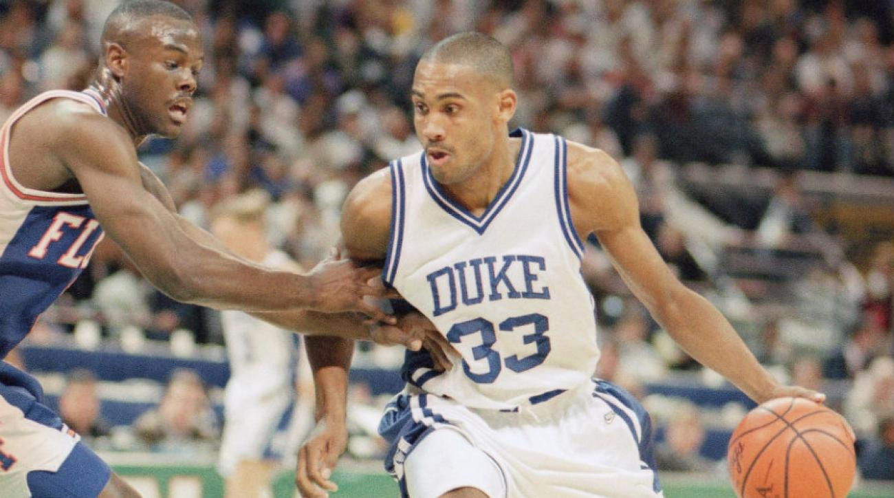 Grant Hill and his wife donated $1.25 million to Duke.