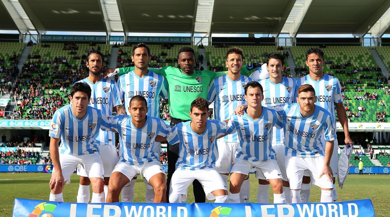 Malaga fixtures 2014