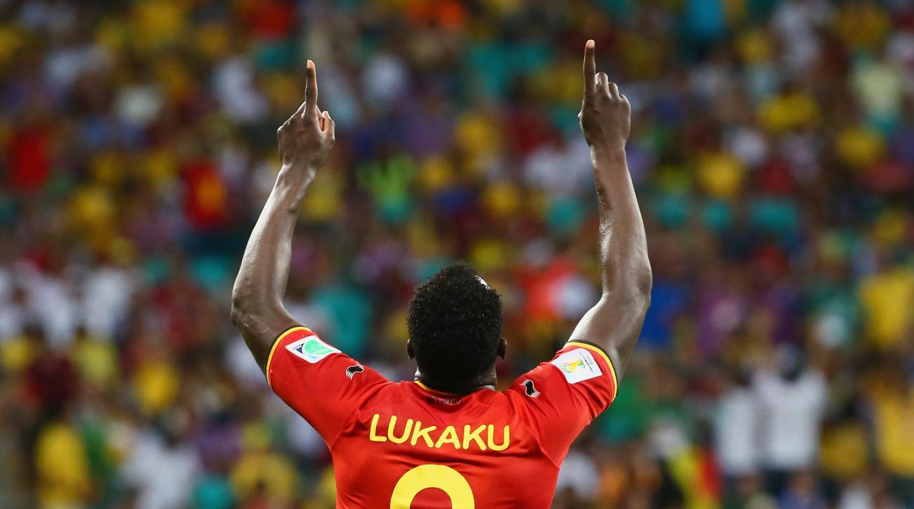 Romelu Lukaku Everton Chelsea five year contract