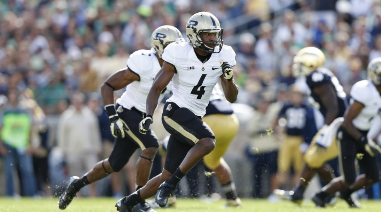 Purdue Boilermakers' Taylor Richards suspended two games