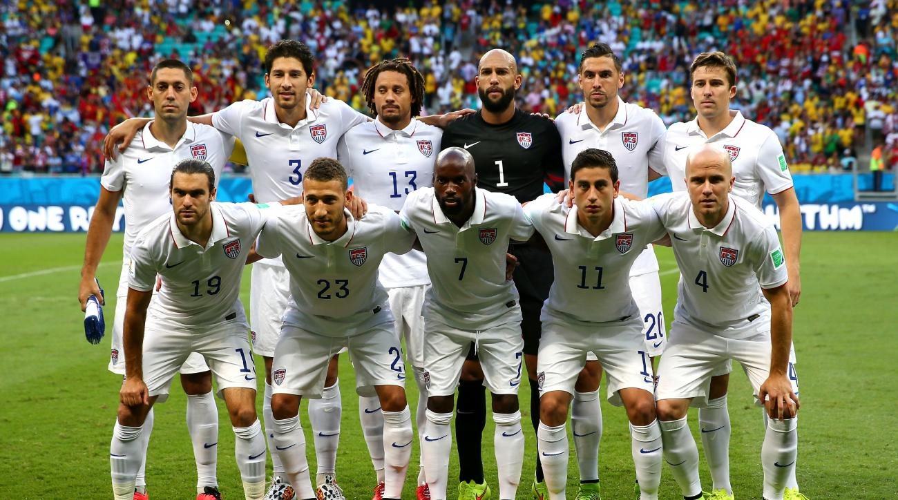 The U.S. soccer team will play Colombia at the Alamodome in September.