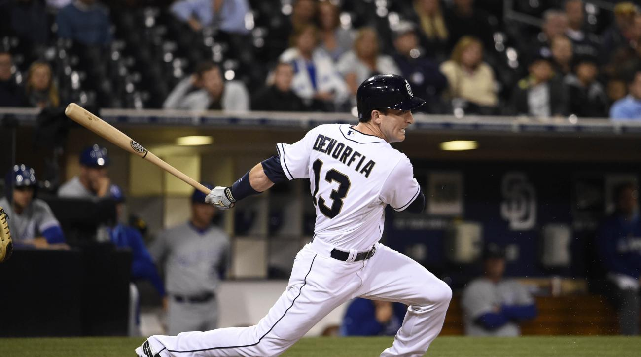 The Seattle Mariners traded for outfielder Chris Denorfia